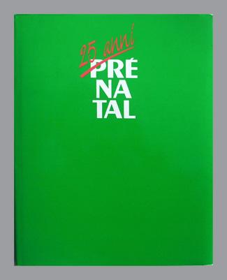 Prenatal copertina