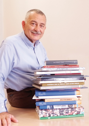 Mario Magagnino, project leader OMI