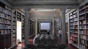 La Biblioteca intitolata a Carlo Vanzetti