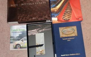 Nuove Monografie giunte nel Gennaio 2013