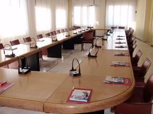 Sala Consiglio Camera di Commercio Verona