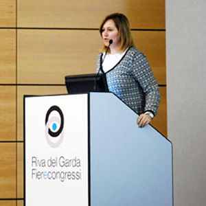Alessandra Albarelli Responsabile Marketing di Fierecongressi Riva del Garda