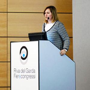 Alessandra Albarelli Responsabile Marketing di Fierecongressi Riva del Garda