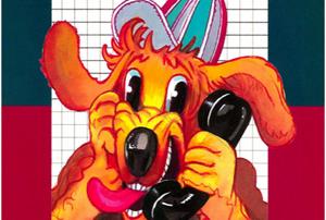 Sento Spesso il suo cane al telefono