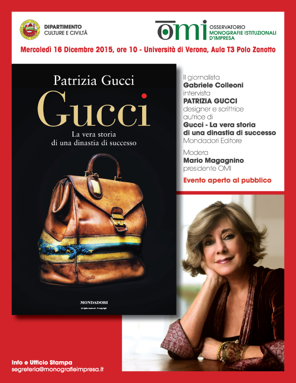 Locandina Gucci