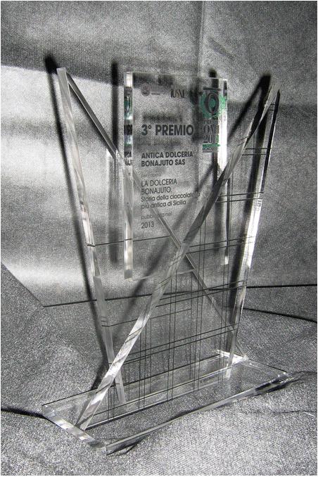 Trofeo della scorsa edizione