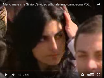 "Il video in cui l'Unità.tv ""vede"" Virginia Raggi"
