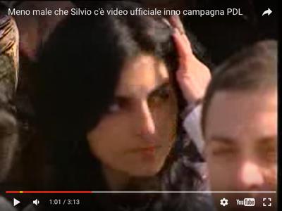 """Il video in cui l'Unità.tv """"vede"""" Virginia Raggi"""