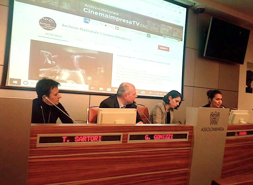 Milano 14 novembre 2018: anche l'Osservatorio lancia la sfida per la cultura d'impresa sul web