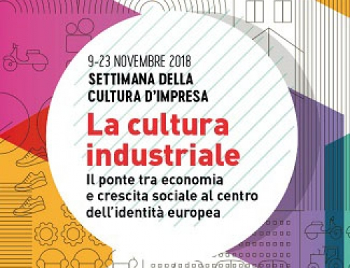 L'Osservatorio partecipa alla XVII Settimana della Cultura d'Impresa