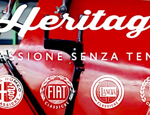 Heritage Hub FCA: splendido mausoleo alla memoria dell'auto italiana