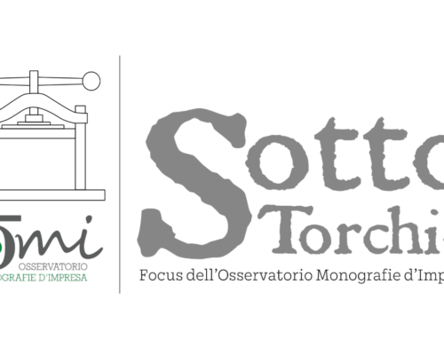 """Sotto Torchio"": i focus dell'Osservatorio Monografie d'Impresa"