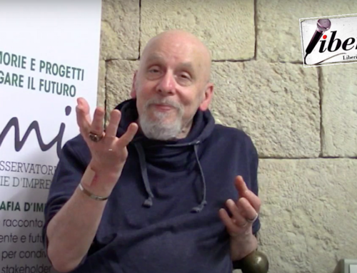 Giancarlo Calciolari intervista Tiziana Sartori e Stefano Russo