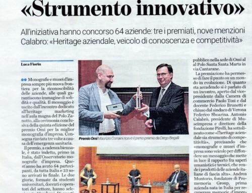 "Monografia d'Impresa ""strumento innovativo"""