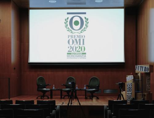 Consegna Premio OMI 2020: il video completo è online!